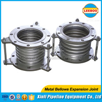 Bellows Expansion Joint with Metal Flange