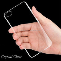 TOP Quality Ultra Thin Slim Hard Plastic Transparent Case for iphone 6 & 6 Plus Crystal Soft TPU Cover Two Size Attention