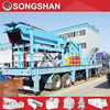 Mobile crusher/movable impact crusher/portable crusher for sale