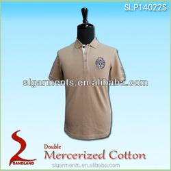 Custom t shirt polo mens high quality brand golf polo shirt OEM