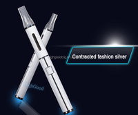 real taste bottom changeable coil clearomizer teto bottom changeable coil clearomizer white dragon e-cigarette