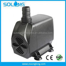 Low Price 4000 L/H animal water with statues fountain pump