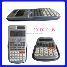 High Tech solar scientific calculator ,examination student calculator 991ES PLUS