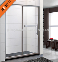 2RC-L521 steam shower bath with foot massage and cleaning shower screens with electric hot water heater