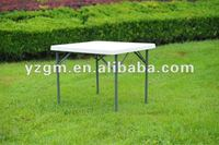Folding Picnic Table Plastic Chair for Outdoor Furniture