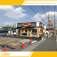 Hot Sale Modular Shipping Container Restaurant