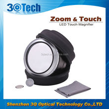 DH-86001 gift for husband zoom Touch lighting visor magnifier