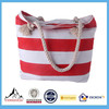 New Design Canvas Tote Bag Rope Handle High Quality Bag With Customized Color