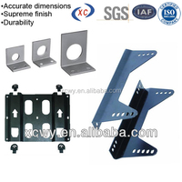 Custom high precision steel frame carport parts by molds for stamping metal