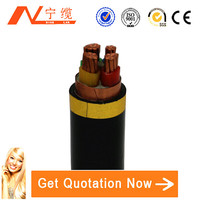 dc electrical power cable