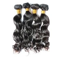 nuevos productos aliexpress al por mayor cabello cabello virgen tramas del pelo suelto onda brasileña 7a extremo grueso