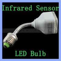 5W PIR Light Auto Motion Sensor Detection LED Light Lamp Bulbs
