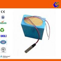 lifepo4 12V 12.8v 12ah 4s lithium ion battery pack for solar light
