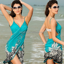 2015 new style women beach cover ups wholesale