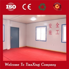 best price sandwich panel steel structure prefab movable used container office price