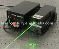 5000mW 532nm DPSS Low Noise Green Laser, N9 Series