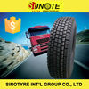 Sunote brand 12R22.5 top quality tire manufacturer