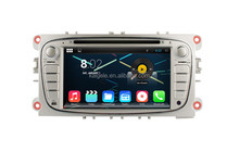 "good quality android car dvd car radio gps navigation ford focus 8"" support 3G WIFI BT OBD Mirror Link"