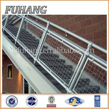 ASTM 201 stainless steel pipe steel tube 8 for making handrail