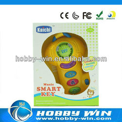 2013 new products funny music key plastic musical instrument import guitars china