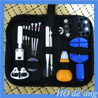 Hogift Multifunction watch repair tool,watch repair tool kit,watch repair set