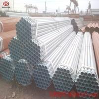8 inch galvanized pipe/Scaffolding pipe