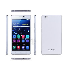 Super slim mobile phone 6 inch 8mm 2500mah battery dual core smartphone 3g