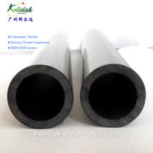 Negro tubos de pvc de pl stico de la protuberancia - Tubo plastico rigido ...