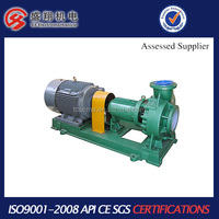 IHF alloy chemical mechanical seal centrifugal pump