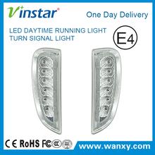 Fashion design car accessories for Porsche Cayenne LED Daytime running light xenon white