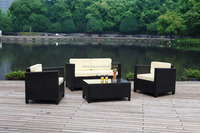 SGS test report HB41.9510 good design modern garden sofa set