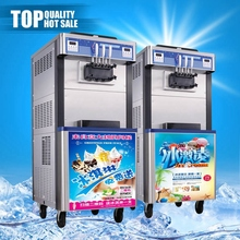 Ce and iso9002 3in2 system ice cream machine industrial for sale
