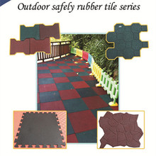 rubber running track surface/Gym rubber flooring/Playground rubber flooring