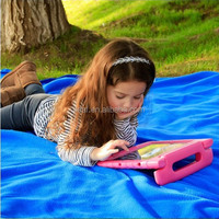For iPad mini 2/3/4 Soft EVA Foam Kids Child Proof purple Kickstand Case Cover