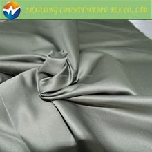 Factory outlets polyester pongee lining fabric wholesale