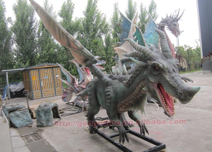 Outdoor Dragon Statue Dragon Garden Statues