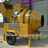 JZR350 manual cement mixer for sale