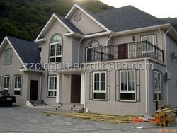 More Than 70 Years lifetime Luxury Prefab steel Villa