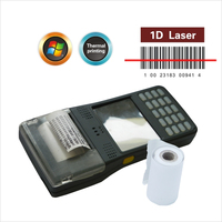Cilico handheld wins mobile parking ticket printer machine, barcode printer CI350
