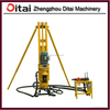 Special offer 60m borehole drilling machine, bore well drilling machine price, portable water well drilling rigs for sale