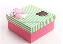 Luxury paper gift box drawer slide/Drawer gift packaging boxes/paper drawer boxes with handle