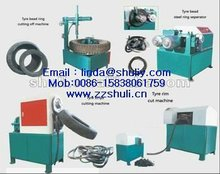 2012 High oil yield waste tire recycling/cutting machine 0086-15838061759