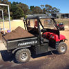 atv timber trailer 1000cc atv 4x4 made in China