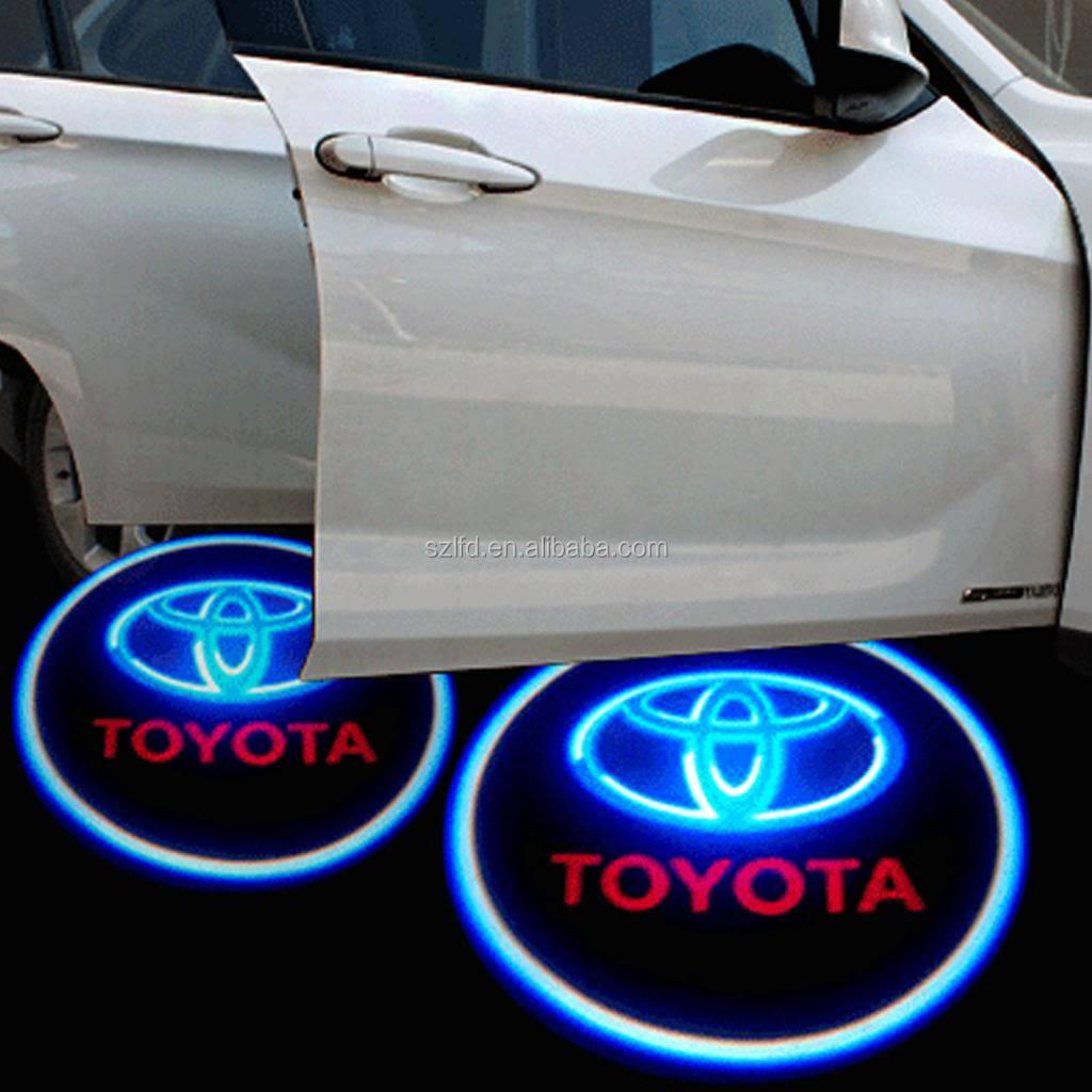 Custom Led Door Projector Courtesy Puddle Logo Lights