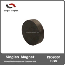 Hard ceramic ferrite magnet/ferrite disc magnets for google cardboard