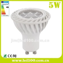 2015 Hot Sale OSRAM Chips 5w gu10 LED Spotlight with CE RoHS certifications
