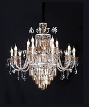 Luxury high quality Metal Crystal Chandelier MD5024