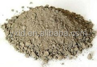 Wear resistant and long service time refractory mortar for cement kiln