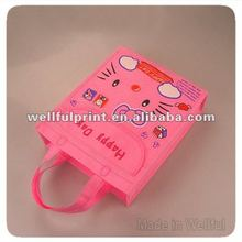 2012 Custom Cute Non Woven Shopping Bag (WF-12003)