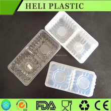 Plastic chocolate/cake blister packaging trays